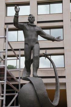 7 марта. Памятник Юрию Гагарину переедет на территорию Королевской обсерватории в Гринвич