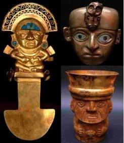 19 марта — 26 мая. 1000 лет золота инков