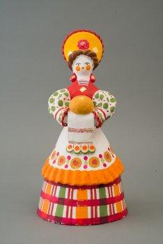 05 апреля — 12 мая. «Дымка» Символы, праздники, игрушки