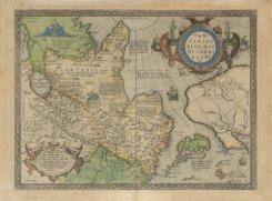 «Земля и море Московии на старинных картах XVI—XVIII веков»