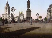 18 апреля — день исторического и культурного наследия Москвы