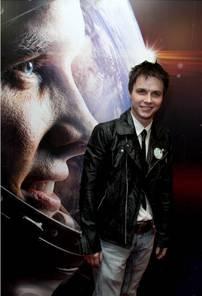 В кинотеатре «Октябрь» прошла премьера фильма «Гагарин. Первый в космосе»