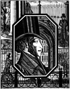 До 26 мая. Рисунки и гравюры из циклов «А.С. Пушкин» и «Венок М.Ю. Лермонтову»