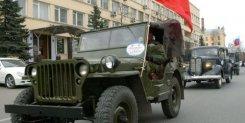 9 мая. В День Победы в Москве пройдет КиноАвтоПробег.