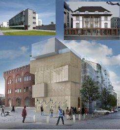 Цикл лекций «Музеи архитектуры в мире»