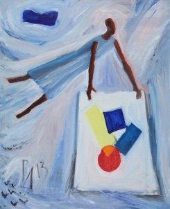 22 мая — 23 июня. Выставка Григория Дембовского «Изгиб линии»
