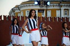 «Мисс Москва-2013» самая спортивная