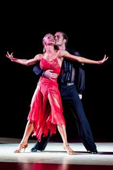 26 и 27 июня. Шоу «ЗВЁЗДНЫЙ ДУЭТ» легенды танца
