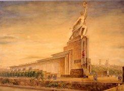 18 июня — 18 августа. История советских павильонов