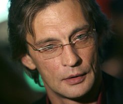 Александр Домогаров женился?