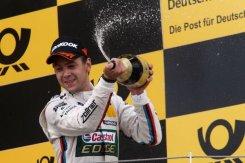 7 августа. BMW на российском этапе гонок DTM.