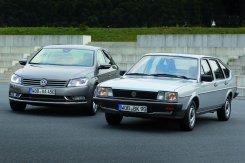 Volkswagen Passat отмечает 40-летний юбилей