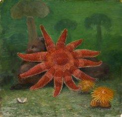 27 августа — 10 ноября. «С аквалангом и кистью»