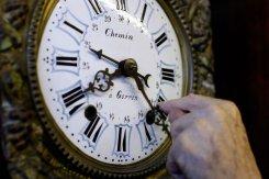Часы, отсчитывающие время до смерти
