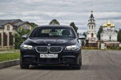 В России состоялась премьера нового BMW 5 серии.