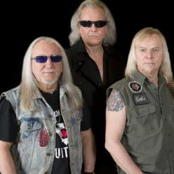Uriah Heep отметит в Москве юбилей «Sweet Freedom»