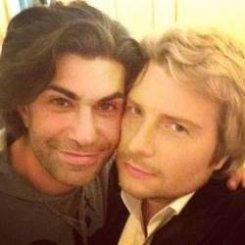 Фотография Баскова и Цискаридзе породила гей-скандал