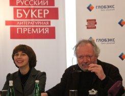 3 октября. Финалисты «Русского Букера-2013»