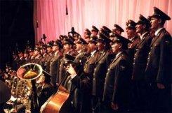 Ансамбль песни и пляски Российской армии захотел поехать на Евровидение.