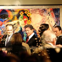 Картины Сильвестра Сталлоне выставят в Русском музее
