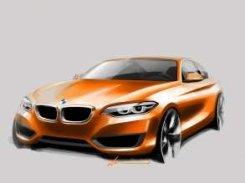 Новый BMW 2 серии Купе.