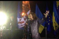 Джигурда «отжег» на «Евромайдане»