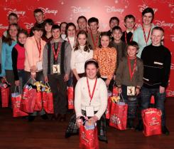 Disney пригласит детей в Большой театр