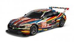 Арт-кар BMW Джеффа Кунса