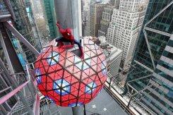 Человек-паук — Супергерой Новогодних Празднований 2014