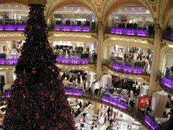 Распродажи в Париже 2014