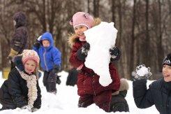 29 декабря — 8 января. Новогодние и Рождественские праздники в в Измайловском парке