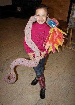 В Музей с детьми. Вход бесплатно со 2 по 8 января 2014 года