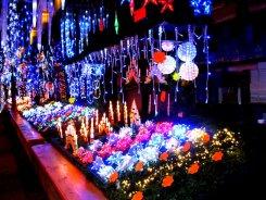 Время работы новогодних и рождественских ярмарок
