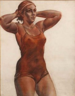 30 января — 25 мая. «Советский спорт» (Soviet Art. Soviet Sport)