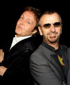 Пол Маккартни и Ринго Старр отметили 50-летие выступления Beatles на «Шоу Эда Салливана»