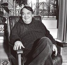 Готовится к выходу книга о режиссере Алексее Германе-старшем