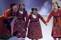 «Бурановские бабушки» работают над дебютным альбомом