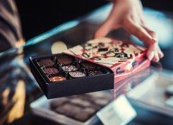 в Москве открылся первый шоколад-бар