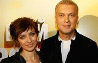 Сергей Светлаков женился на Антонине Чеботаревой