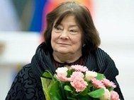 Актриса Татьяна Самойлова умерла