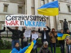 Украинцы испортили Гергиеву концерт в Лондоне