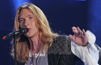 Победителем конкурса «Пять звезд» стал Александр Иванов