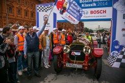 Bosch Moskau Klassik — самое необычное и самое зрелищное соревнование старинных автомобилей в России.