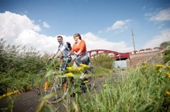 По Фландрии на велосипеде