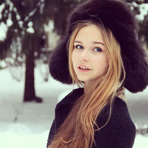 фото знаменитостей девушек россии