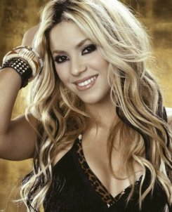Шакира — первопроходец.