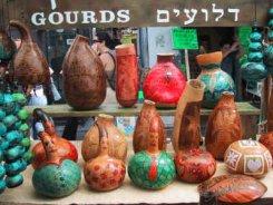 Ярмарка искусств и ремесел в Иерусалиме.