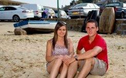 Супруги из Великобритании нашли снимок, где они вместе за 11 лет до знакомства