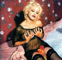 Нижнее белье и личный дневник Мадонны уйдут с молотка