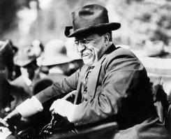 27 сентября — 7 декабря. «Теодор Рузвельт — охотник и президент»
